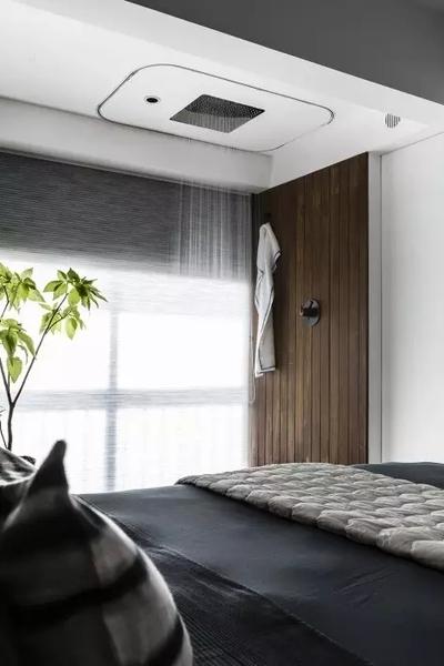 秒杀别墅的神改造,八十平米小户型两室一厅装修案例_7