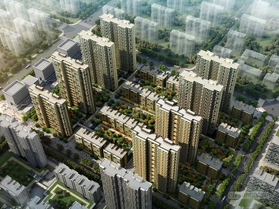 [河北]大型生态城给排水及人防施工图(含10幢建筑 总208张图 大院出品)