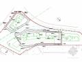 [福建]软土地区桩锚及H型钢内支撑支护施工图