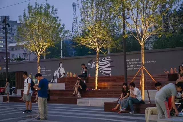 一个单词产生的设计灵感,结果火了北京的商业广场~_57