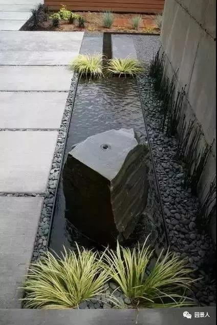 花园景观·石器小景_37