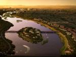[河北]某市区石河河道景观概念方案设计——北京土人