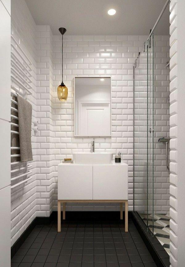 卫生间无法四室分离?这20个干湿分离方案很受欢迎!_17