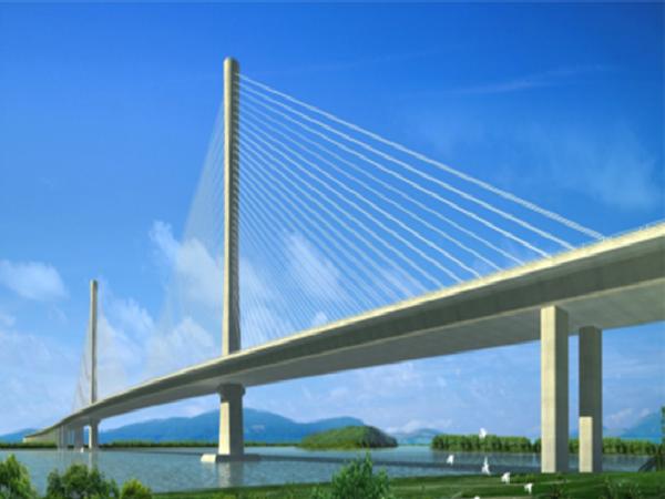 华南公司广中江高速4标钢筋保护层控制