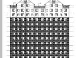 [宁夏]多高层低密度住宅建筑施工图(含会所及全专业)