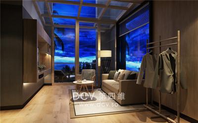 西安最理想的民宿酒店设计-蒲舍·南谷里_9