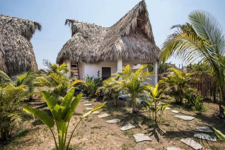 波西米亚风格度假胜地-Swell冲浪与生活度假酒店,危地马拉/El