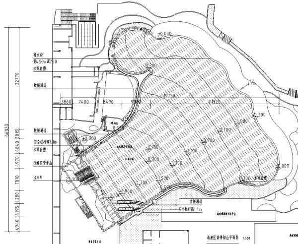 [安徽]主题水上游乐园景观设计扩初施工图_1