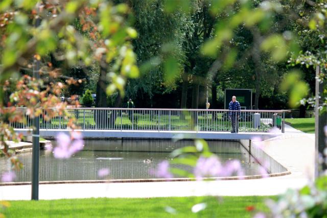 10-英国斯蒂夫尼奇镇中心花园kok第10张图片
