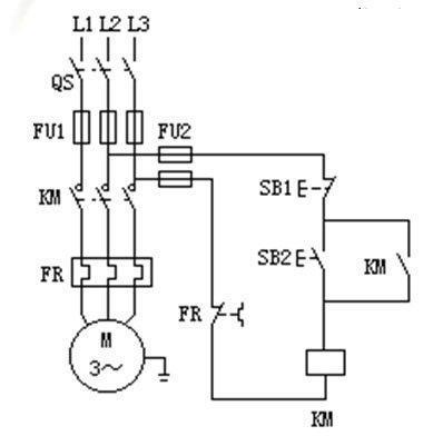 电力拖动控制线路
