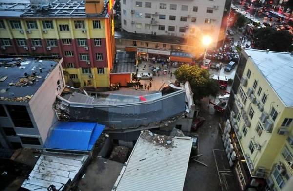 中国楼房为何频繁倒塌?耐久性至少50年怎么解释?_6