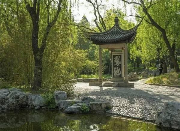 中国园林建筑 亭