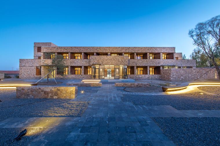 内蒙古文冠庄园展示中心