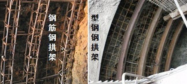 暗挖隧道内加固支护技术