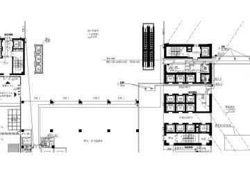 超高层知名广场46层全套电气施工图,共197张