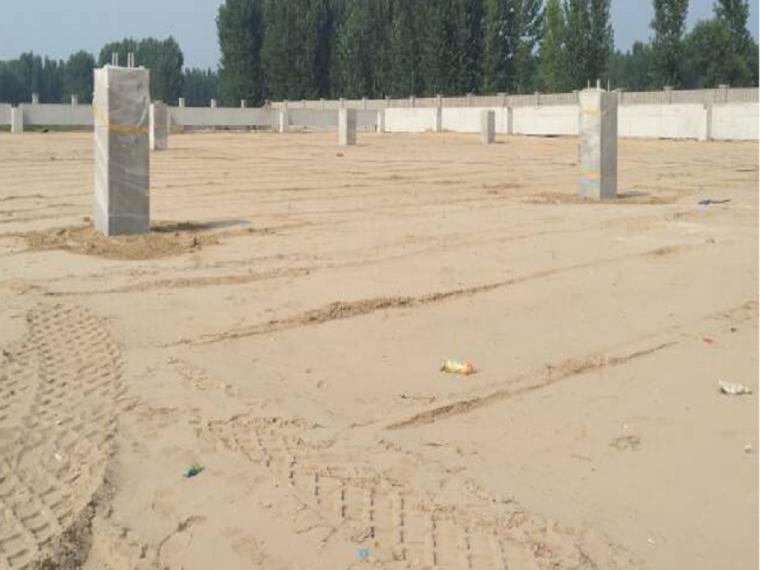 库内地坪下回填土分层夯实施工方案和检验方法