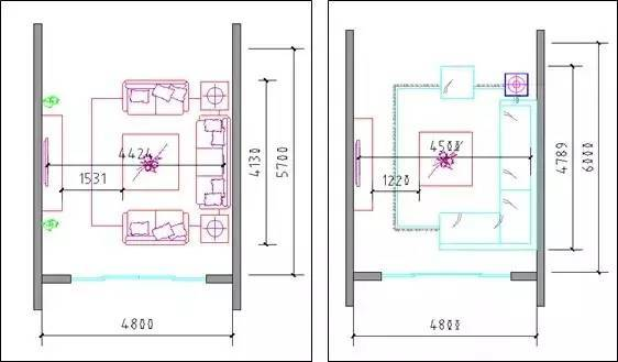 最全户型房间尺寸分析,设计师必备!_1