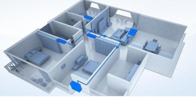 暖通空调施工方案