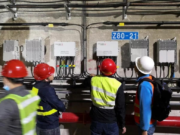 国内首例:长春地铁2号线实现无天线网络信号覆盖