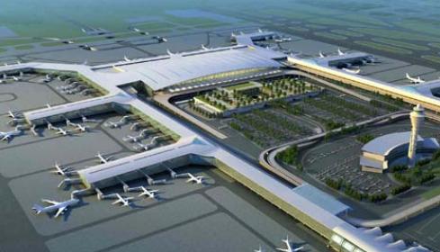 白云机场航站楼风洞试验及风压数值模拟研究