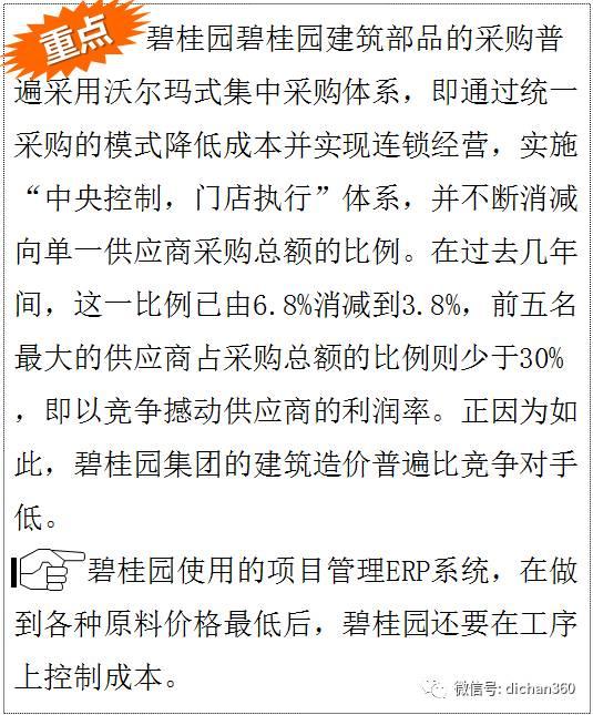 碧桂园工程管理、成本管理策略超全总结,拿来就能用_19