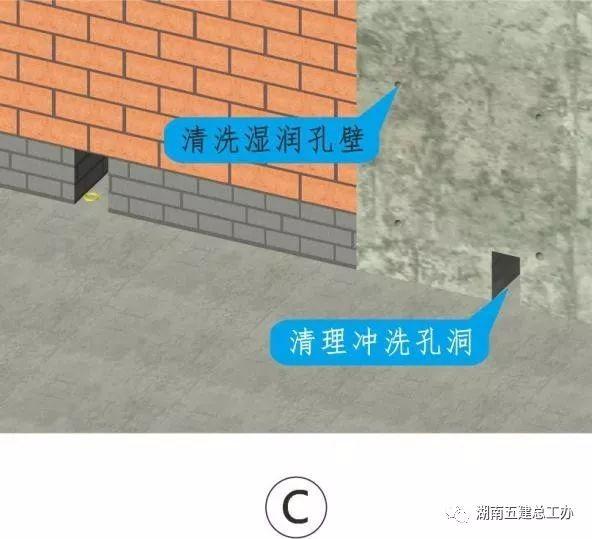 构造柱、楼板施工洞、外墙孔洞修补施工工艺_25