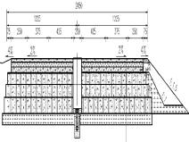 [长沙]绕城高速双喇叭互通式立交工程辅助车道增设项目施工图纸(含投标文件及清单)