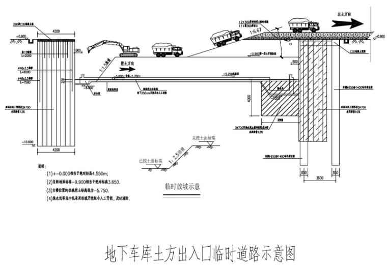 [上海]商住楼项目基坑土方开挖工程施工方案(23页)