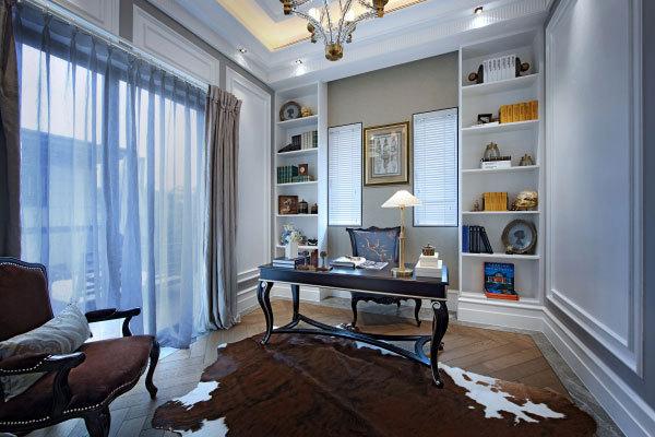 储藏是门大学问 别墅室内设计三大超级收纳术