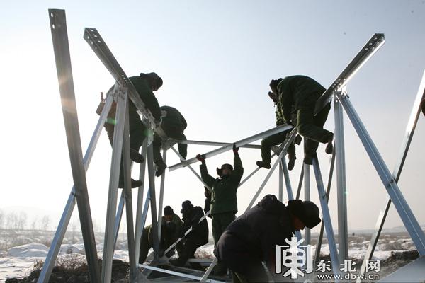 黑龙江省亚雪公路通信工程完成全程通信信号连续覆盖