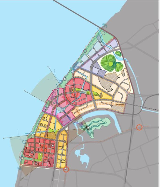[江苏]滨江项目城市设计概念方案国际征集作品_8