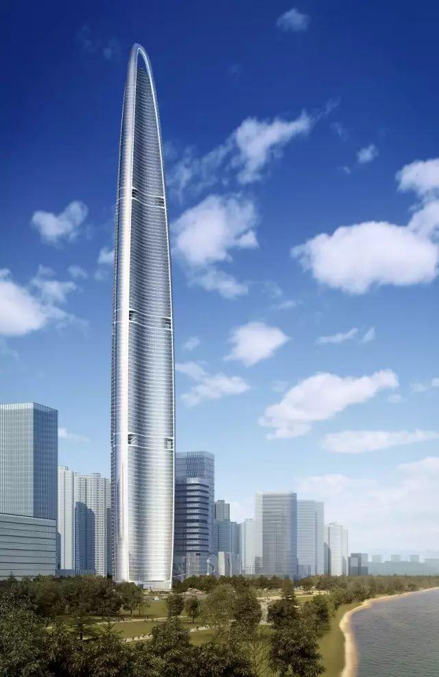 636米!中国第一高楼即将被刷新_2