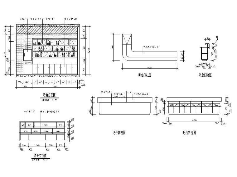 中式火锅店装修(含效果图、CAD施工图、3D模型带灯光材质)_4