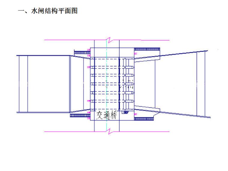 某水闸给排水重建工程施工组织设计方案(Word.148页)