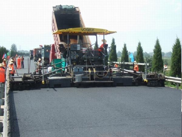 水泥稳定碎石基层/底基层与沥青路面施工技术(100页)