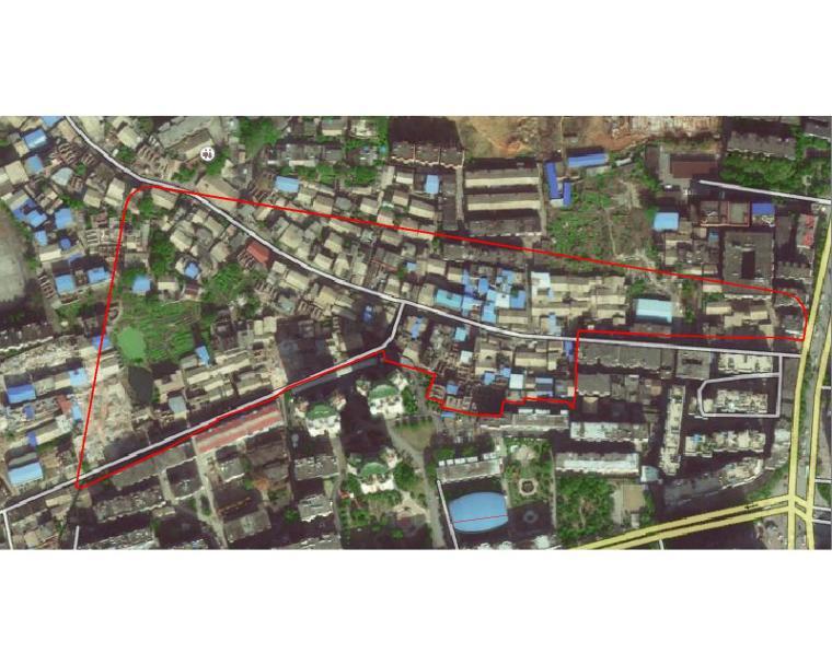 黄颇路片区棚户改造工程基坑工程监测技术方案