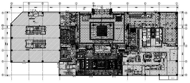 [河北]廊坊万达希尔顿逸林酒店施工图设计(附效果图)