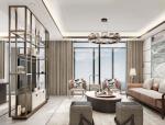 [南京]17年最新样板房软装设计概念方案(含效果图)