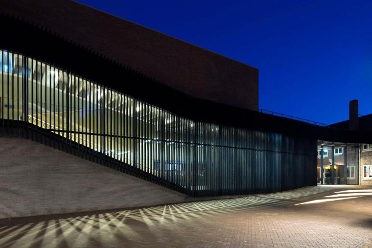 荷兰辛格拉伦博物馆新建剧院-4
