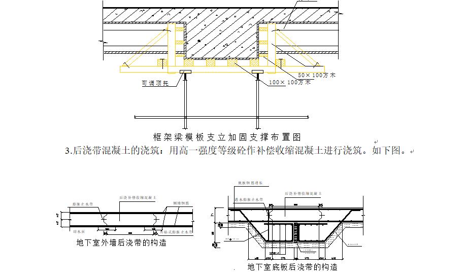 郑州人民医院生活配套区工程施工组织设计(共139页)