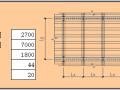 压型钢板组合楼板设计计算表格