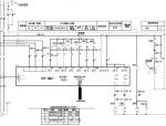 煤气发生炉冷煤气站(含水泵、油泵及继电柜原理图等)
