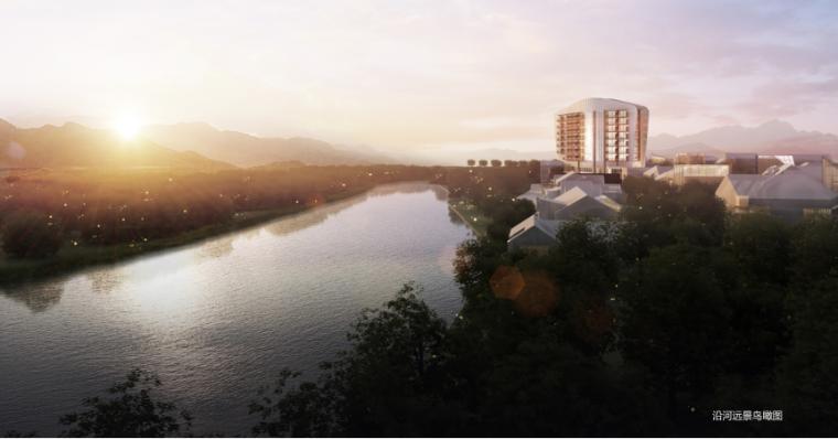 攀枝花砚却主题文化酒店建筑设计方案文本