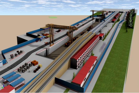 安装工程bim策划书资料下载-铁路BIM项目信息化策划书