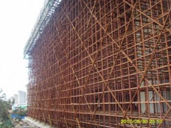 高架桥模板支架搭设技术与安全控制