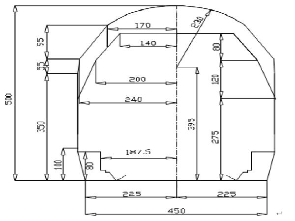 长沙地铁区间线毕业设计(130页)