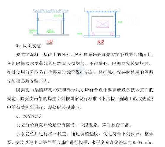 建筑电气与暖通工程施工组织设计_4