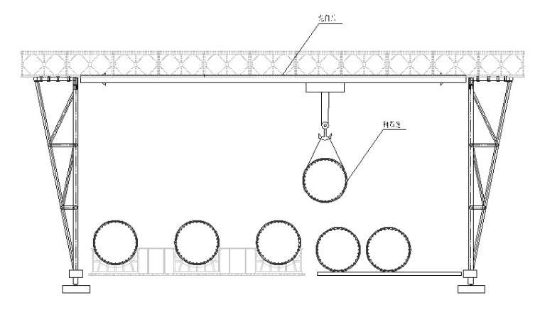知名主体工程大直径钢管桩试桩施工方案