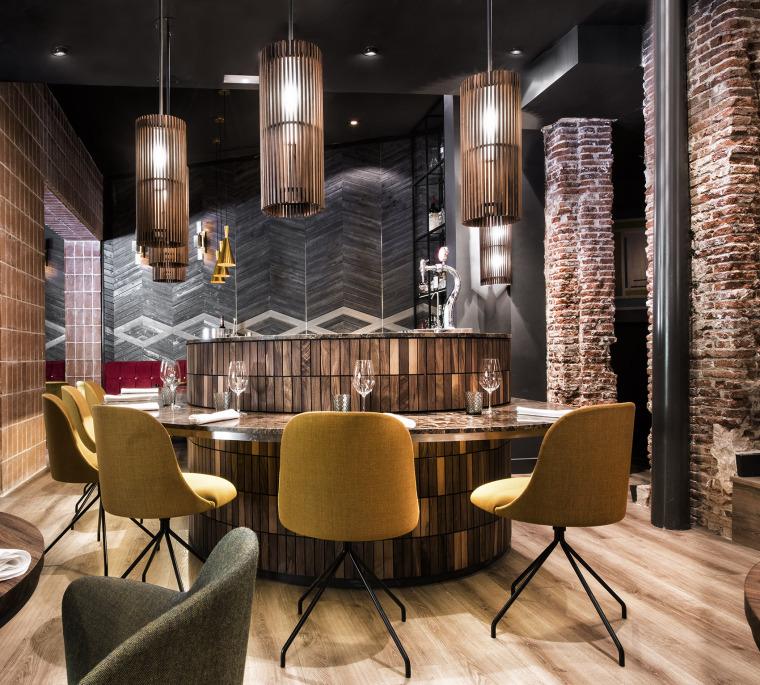 西班牙LaCabra餐厅-7