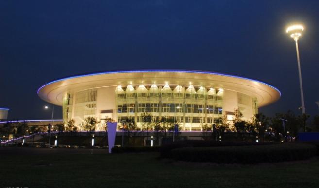 武汉体育中心二期工程体育馆屋盖张弦网壳结构设计